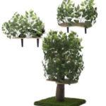 Chewy Frisco Unique Cat Tree
