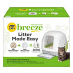 Purina Tidy Cats Hooded Litter Box System, Breeze Hooded System