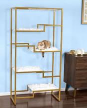 Chewy - Refined Feline Metropolitan Faux Fur Cat Tree